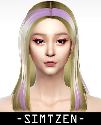 Ryujin Hairstyle 014