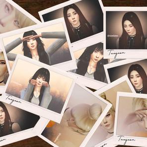 The Sims 4 : Kim Taeyeon SNSD
