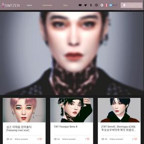 I updated my Website!