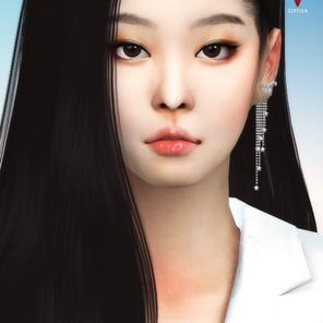 CC Download : BLACKPINK Jennie Skin Detail [Sims 4]