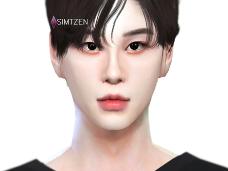 The Sims 4 : Kim Jungwoo NCT [CC List + Tray Files Download]