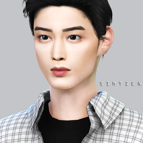 The Sims 4 : Cha Eunwoo ASTRO [CC List + Tray Files Download]