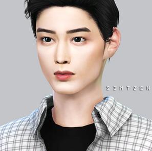 The Sims 4 : Cha Eunwoo ASTRO [CC List]