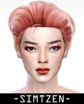 Taeyong Hairstyle 010