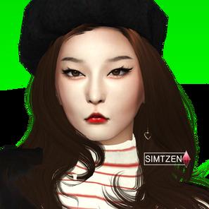 The Sims 4 : Kang Seulgi | Red Velvet [CC List]