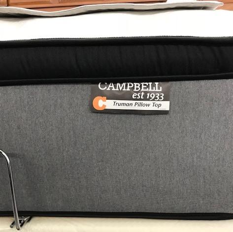 Campbell Truman Pillow Top