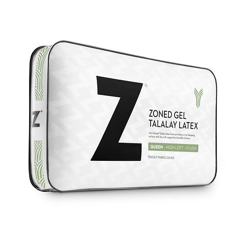 Zoned Gel Talalay Latex