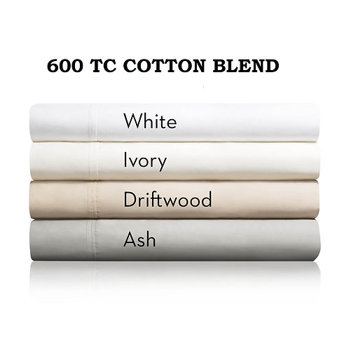 600 TC Cotton Blend
