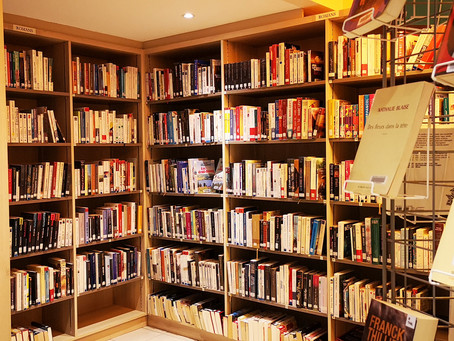 Bibliothèque - changement d'horaires