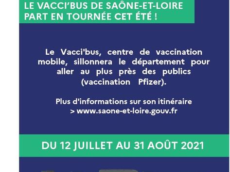 Le vacci'bus part en tournée cet été