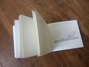 A special little sketchbook, by David Dancey-Wood