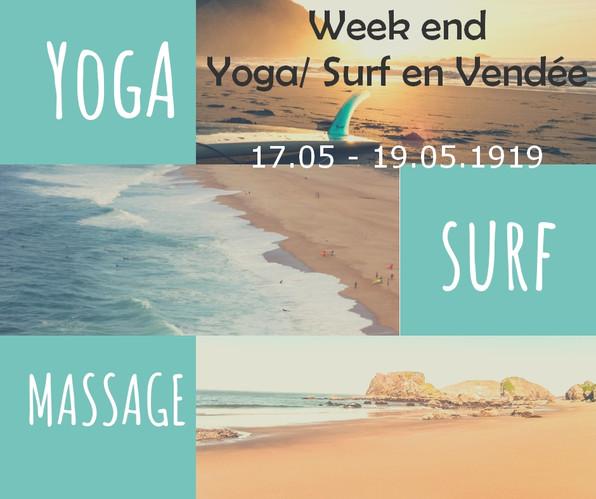 Week end Yoga & bien-être Vendée