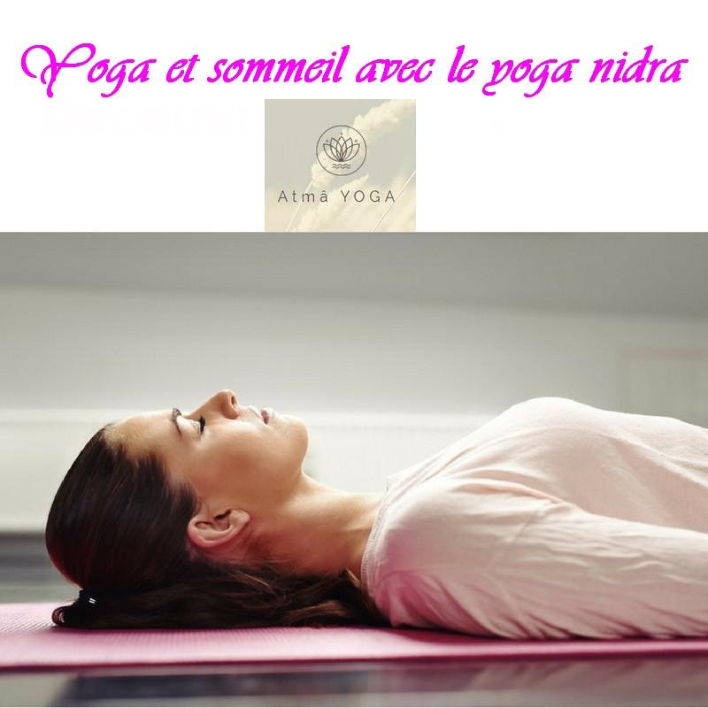 Le yoga nidra favorise le sommeil et les nuits réparatrices
