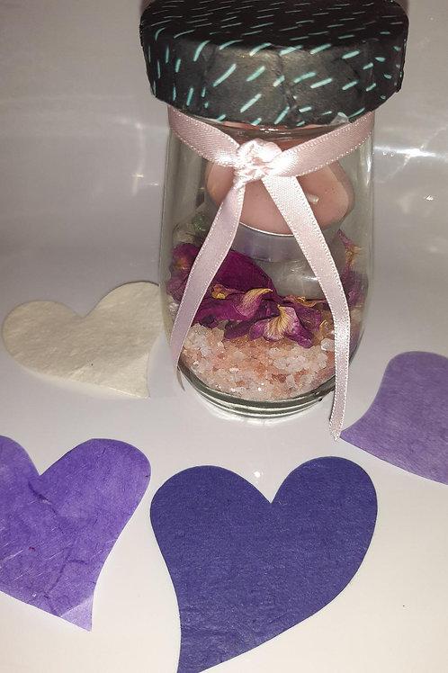 Love Ritual in a Jar