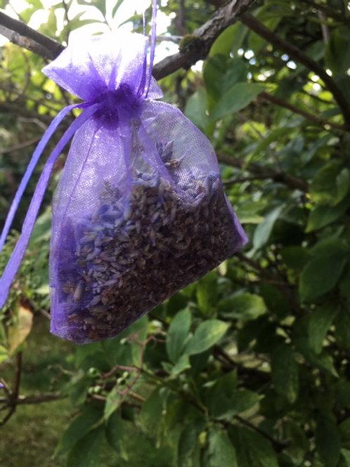 Dried Lavender Bags