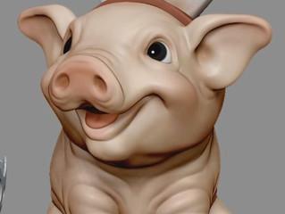 ZBrush pig