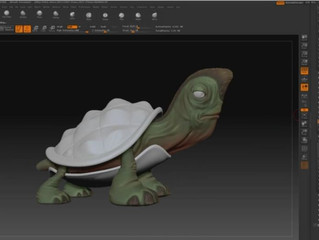 UVing in ZBrush