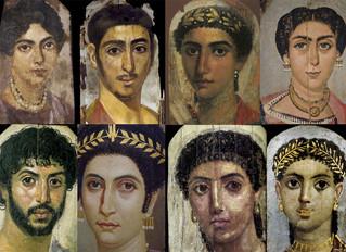 Egyptian Mummy portraits
