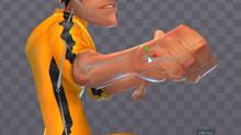 Bruce Lee - Spine