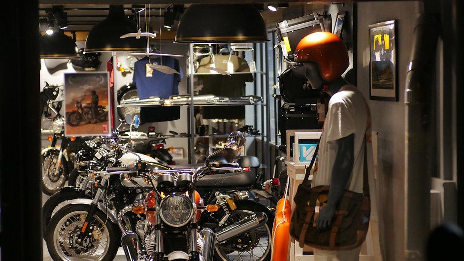 Boutique en ligne Royal Enfield Toulon