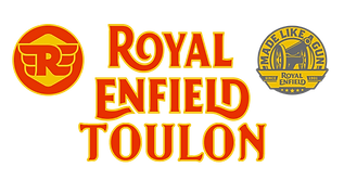 Logo Royal Enfield Toulon 2