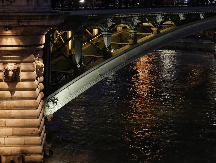 Pont aux lions