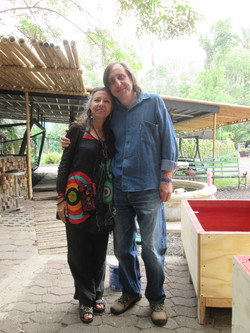 Con Paco Ayala