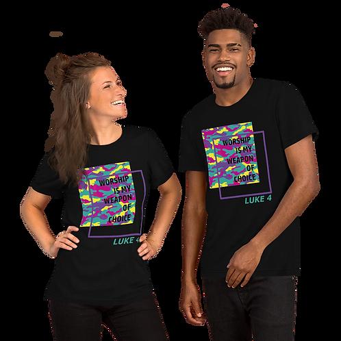 Worship Short-Sleeve Unisex T-Shirt
