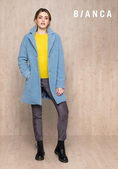 Bianca jas blauw 12