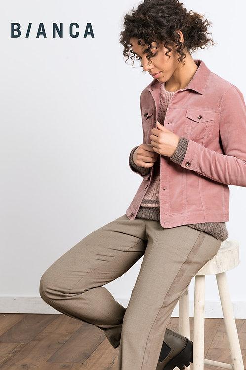 Kort roze jasje Bianca
