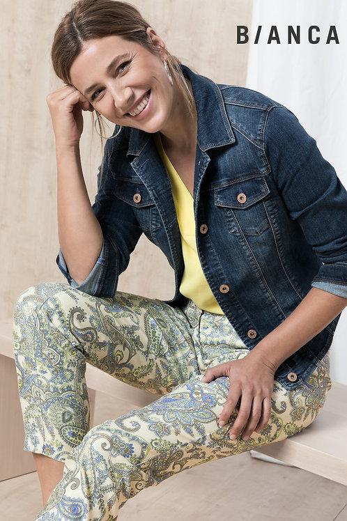 Jeansjasje blauw Bianca
