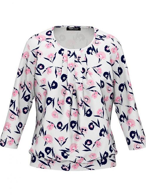 T-shirt roze marine Frankwalder