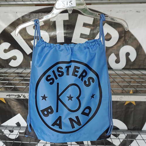 Logo Drawstring Backpack