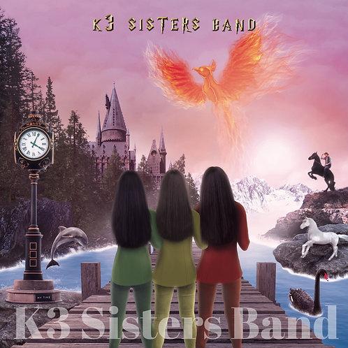 K3 Sisters Puzzle Poster Autographed  Prints