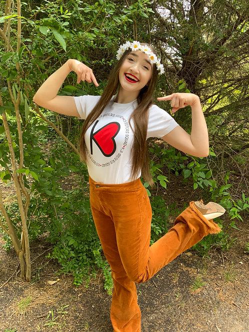 K3 Sisters Squad Womens T Shirt