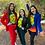 Thumbnail: K3 Sisters Tie-Dye Logo Shirt