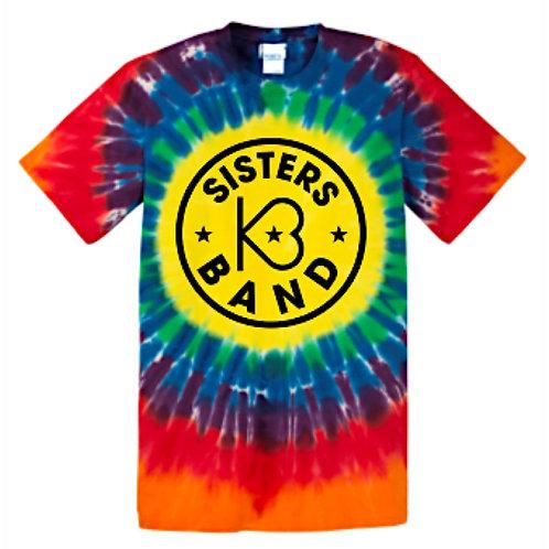 K3 Sisters Tie-Dye Logo Shirt