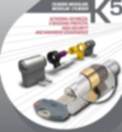 cylindre professionnel Securemme de haute sécurité