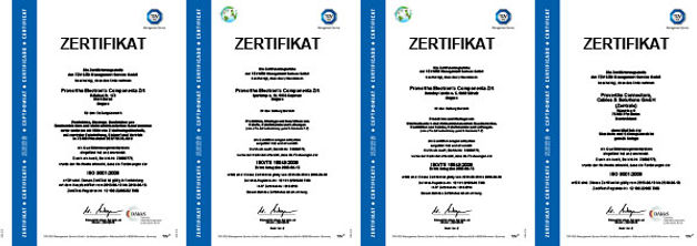 certificat europe