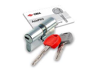 cylindre haute sécurité cisa asixpro