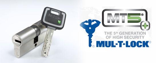 cylindre mul-t-lock mt5+ de haute sécurité