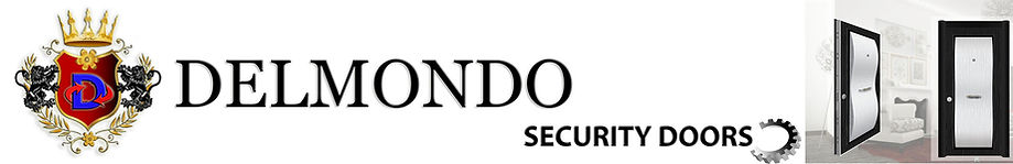 Delmondo european security doors
