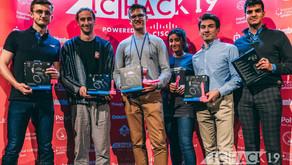 ICHack 2019 Winner - Best Mobile App