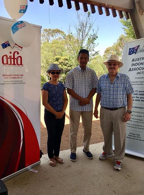 AIA & AIFA Australia Day