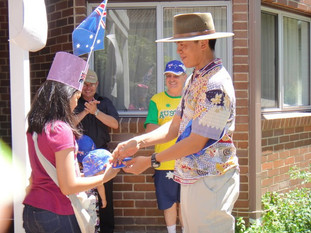 AIA ACT Australia Day BBQ 2011