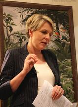 Tanya Plibersek addressing the AIA in 2015