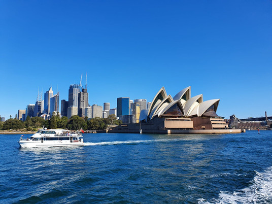 A Sunday in Sydney