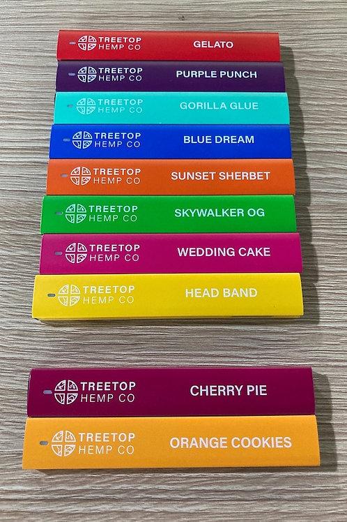 Disposable delta 8 puff bar (6 flavors)