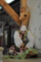 llama doll