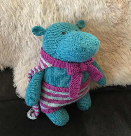 Hippo by Sarah
